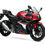 Suzuki GSX250R 2019 Specifications