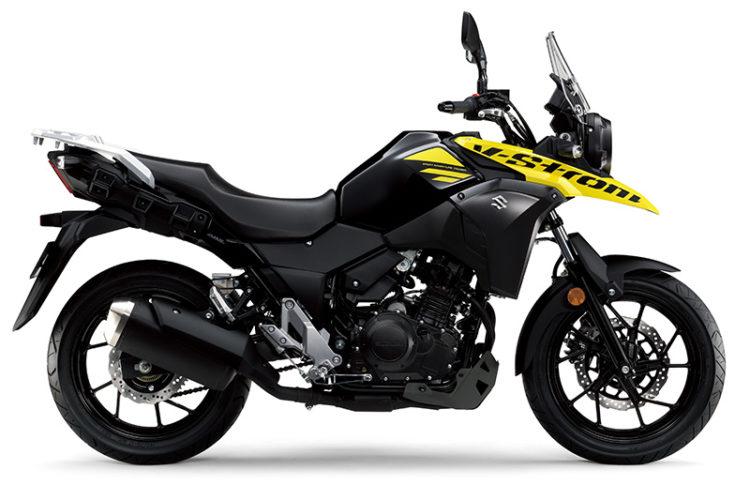 Suzuki V-Strom 250 2017 Specifications