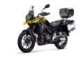 Suzuki V-Strom 250 2018 Specifications