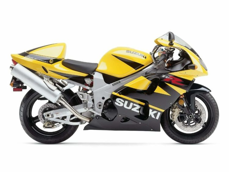 Suzuki TL1000R Specifications
