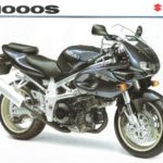 Suzuki TL1000S Specifications