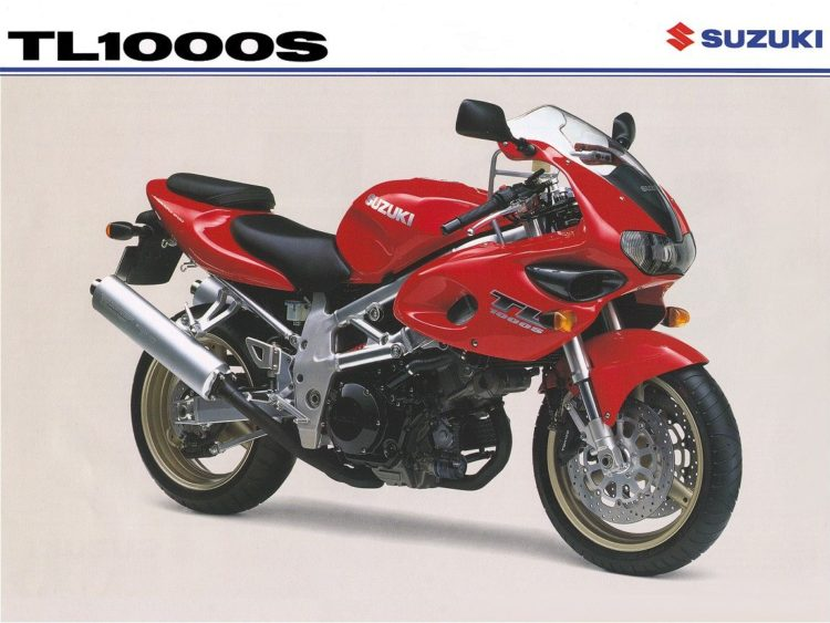 Suzuki TL1000S Specifications