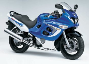 2005 Suzuki GSX600F Specifications