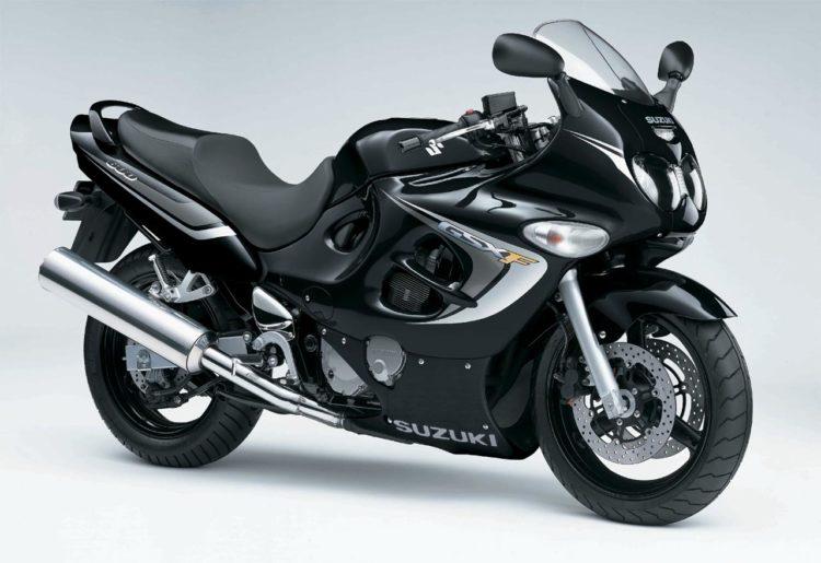 2005 Suzuki GSX600F Specifications