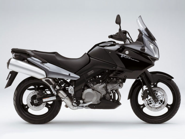 2008 Suzuki V-Strom 1000 Specifications