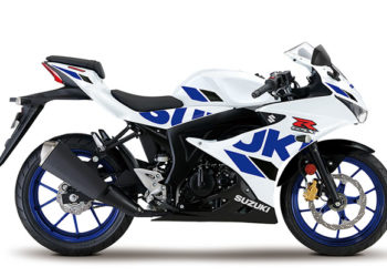 2020 Suzuki GSX-R125 Service Manual