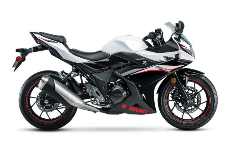 2020 Suzuki GSX250R Specifications