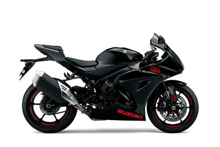 2020 Suzuki GSX-R1000 Specifications