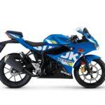 2020 Suzuki GSX-R125 Specifications