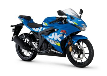2020 Suzuki GSX-R125 Specifications