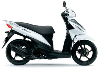 2019 Suzuki Address Service Manual