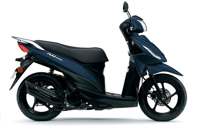 2020 Suzuki Address Service Manual