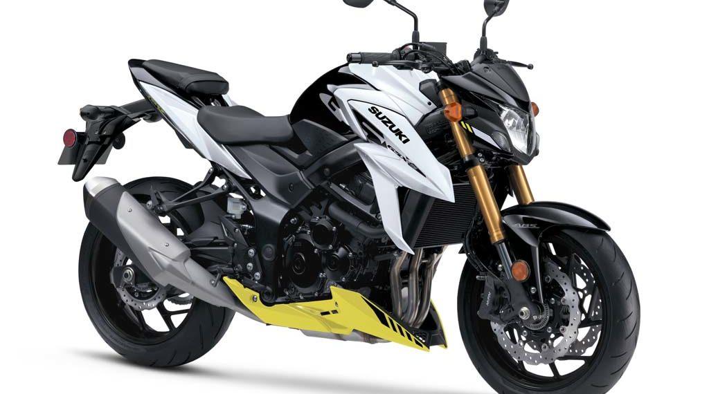 Suzuki GSX-S750 2019 Specifications