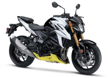 Suzuki GSX-S750 2019 Specifications