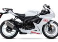 2020 Suzuki GSX-R600 Specifications