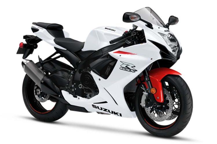 2021 Suzuki GSX-R600 Specifications
