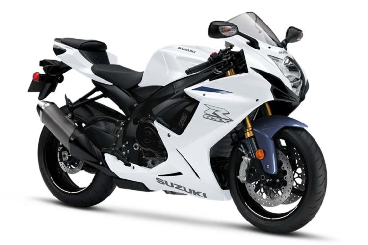 2021 Suzuki GSX-R750 Specifications